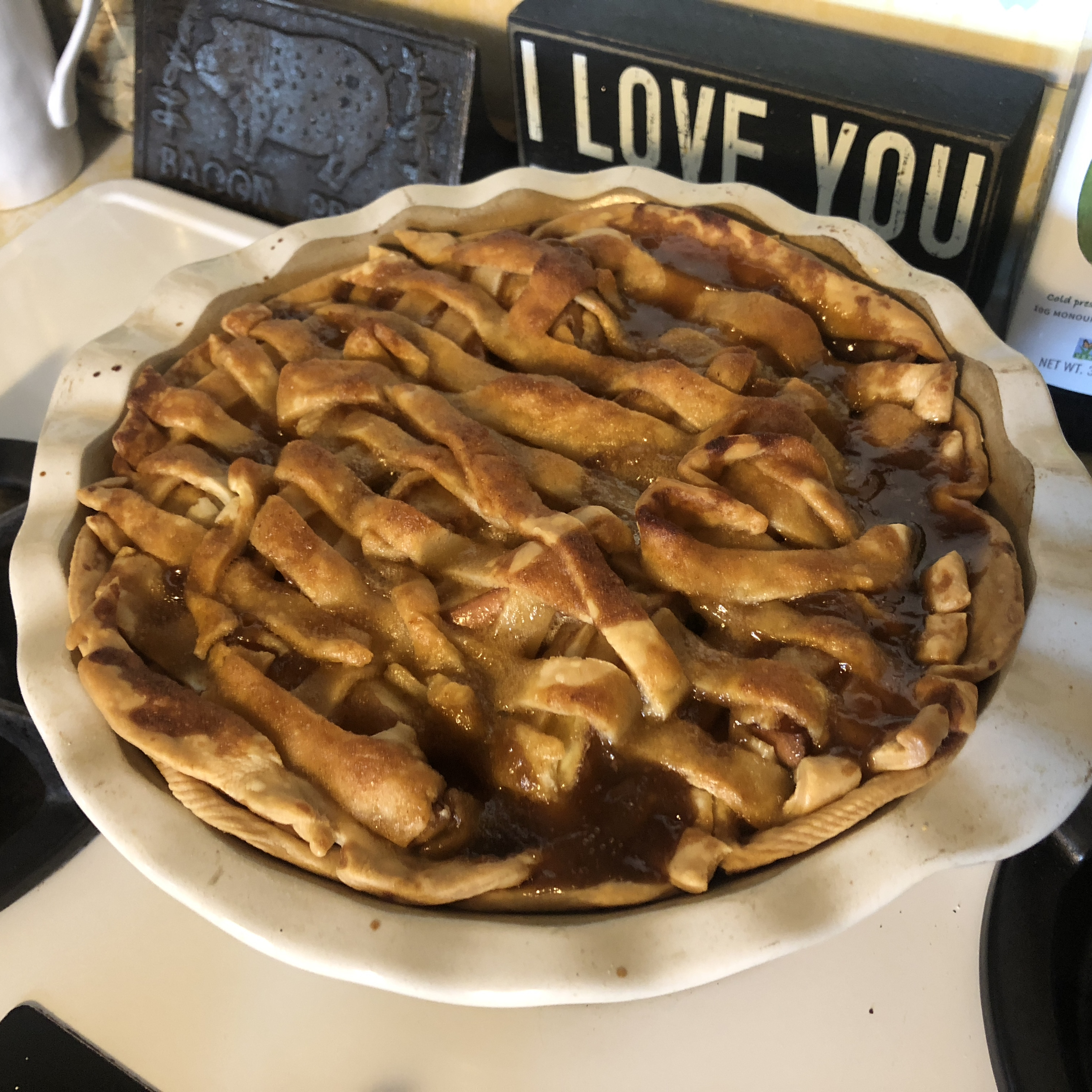 Apple Pie by Grandma Ople MrsWoolsey
