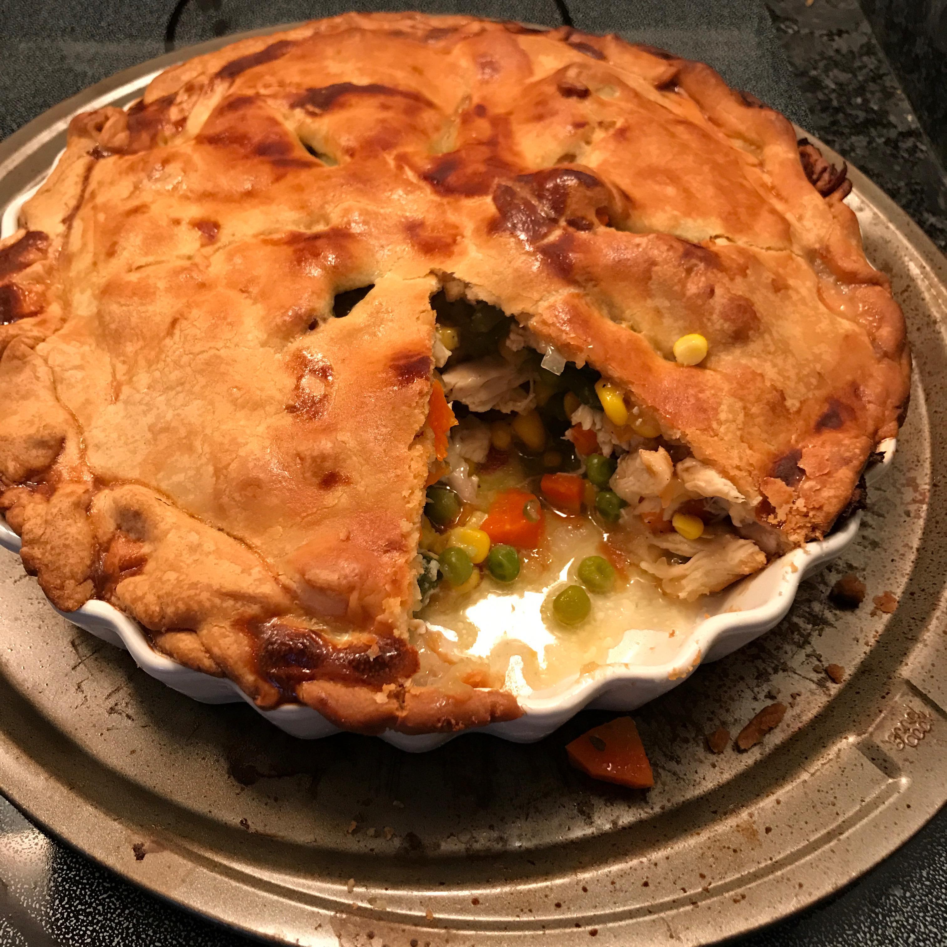 To-Die-For Chicken Pot Pie Laura Elaine
