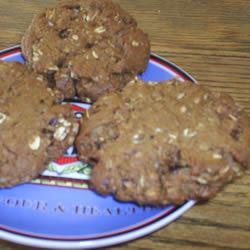 Winter Energy Cookies Rosemarie