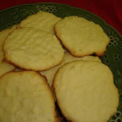 Coconut Almond Cookies Mahsa Paryas