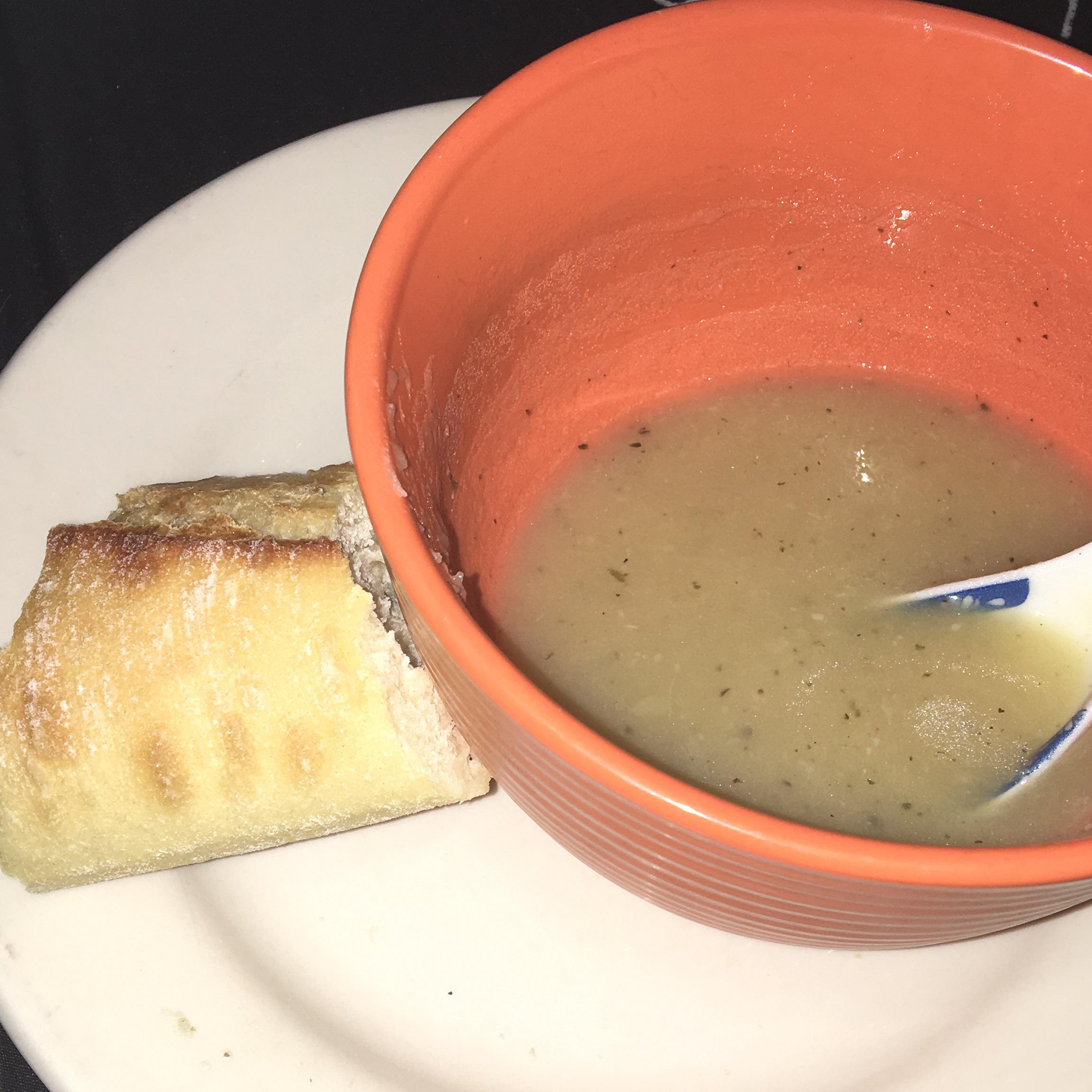 Vegetarian Potato-Leek Soup