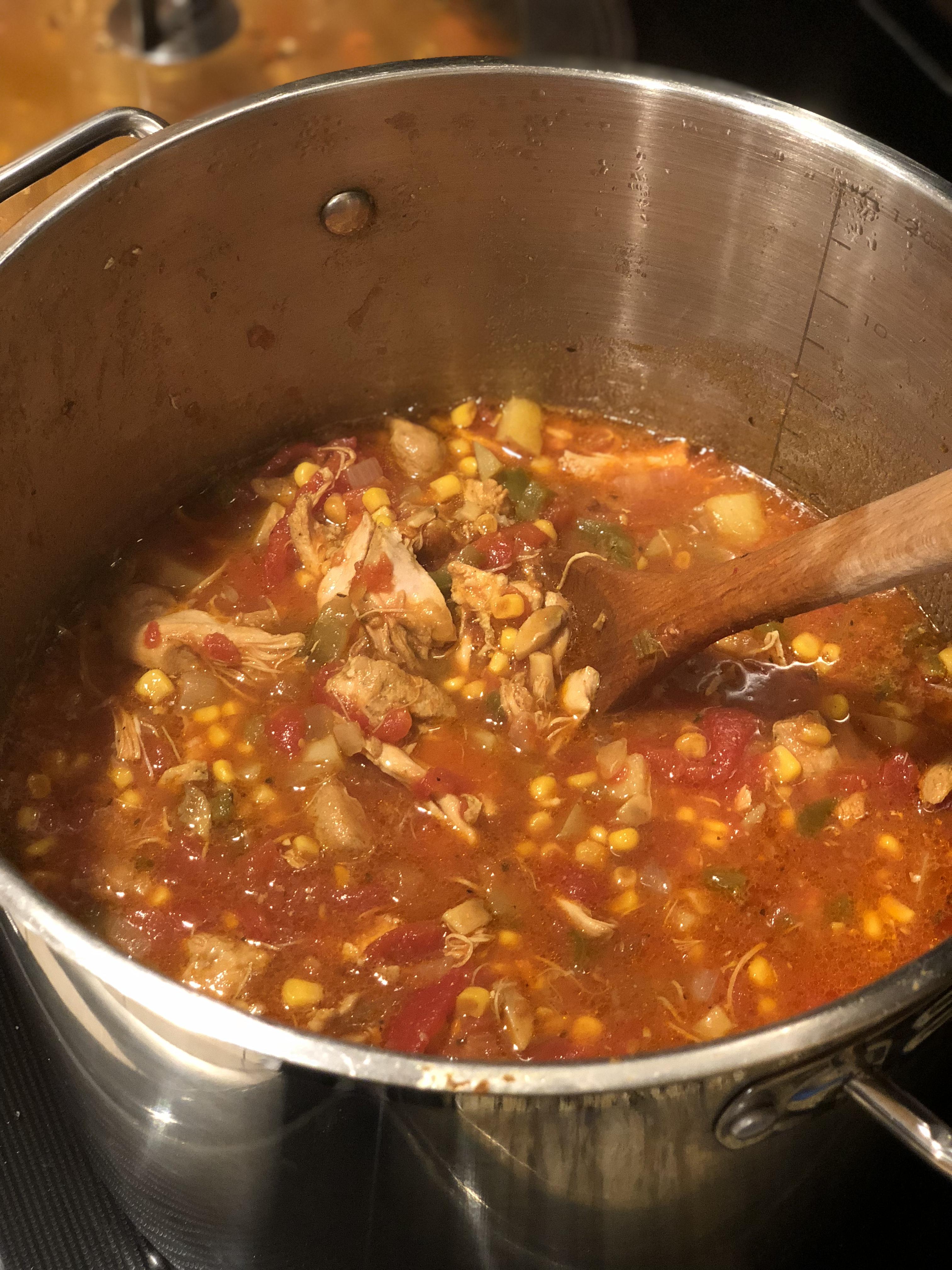 Karanga Soup