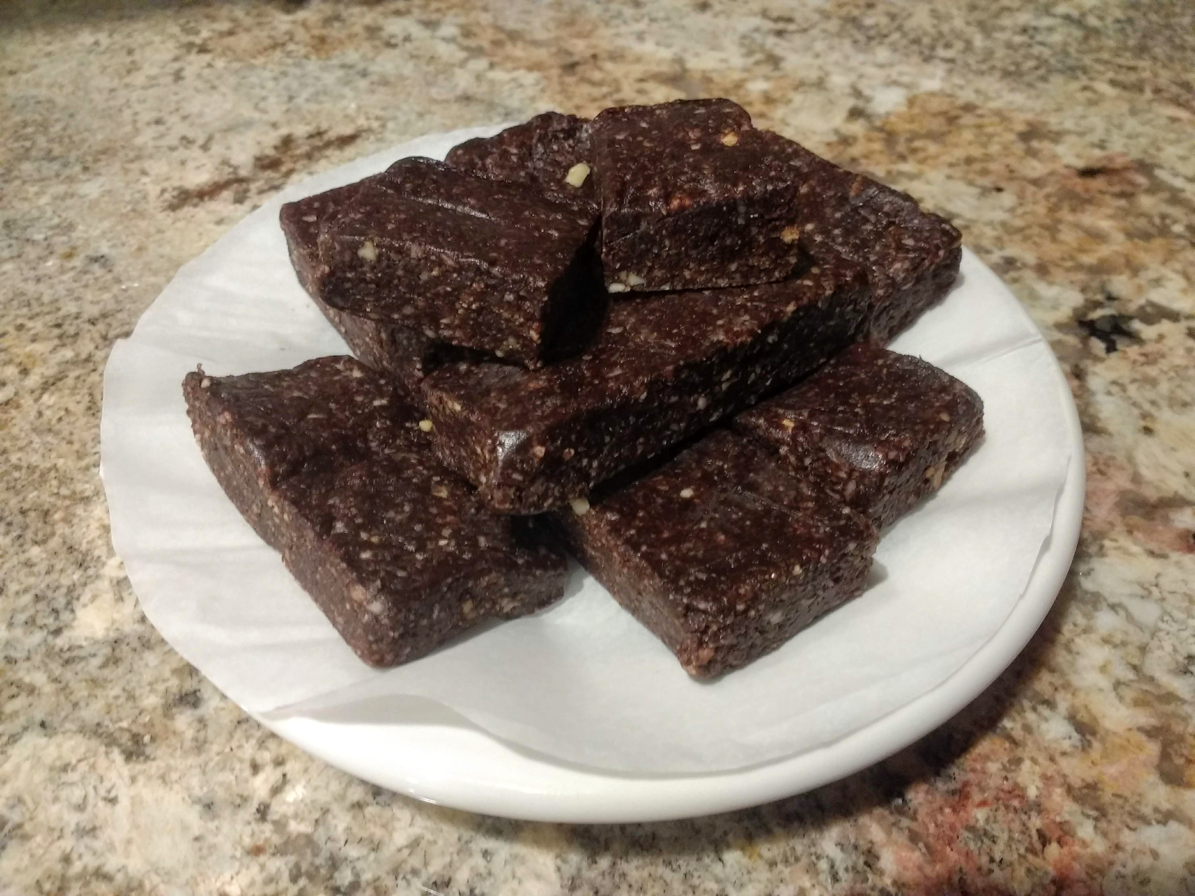 Chef John's Chocolate Energy Bars PJ