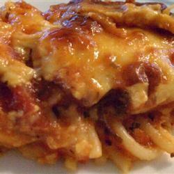 Spaghetti Pizza II Mai Do-Ly