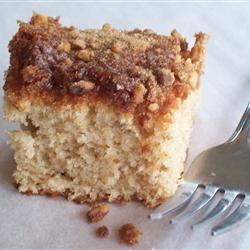 Overnight Coffee Cake Amy Posont