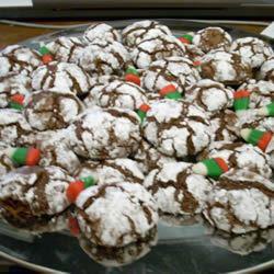 Chocolate Crinkles III alical