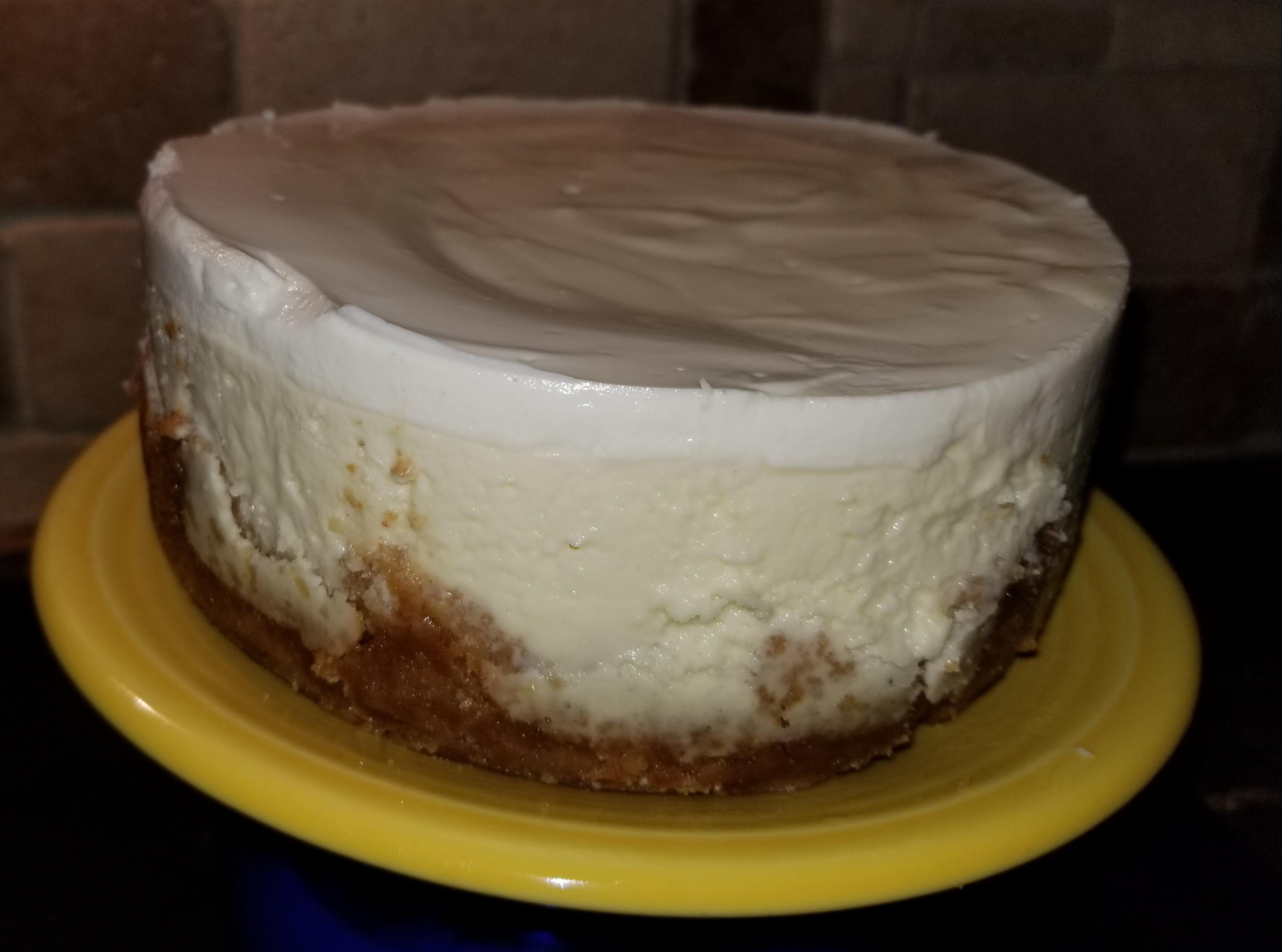 Instant Pot® Cheesecake