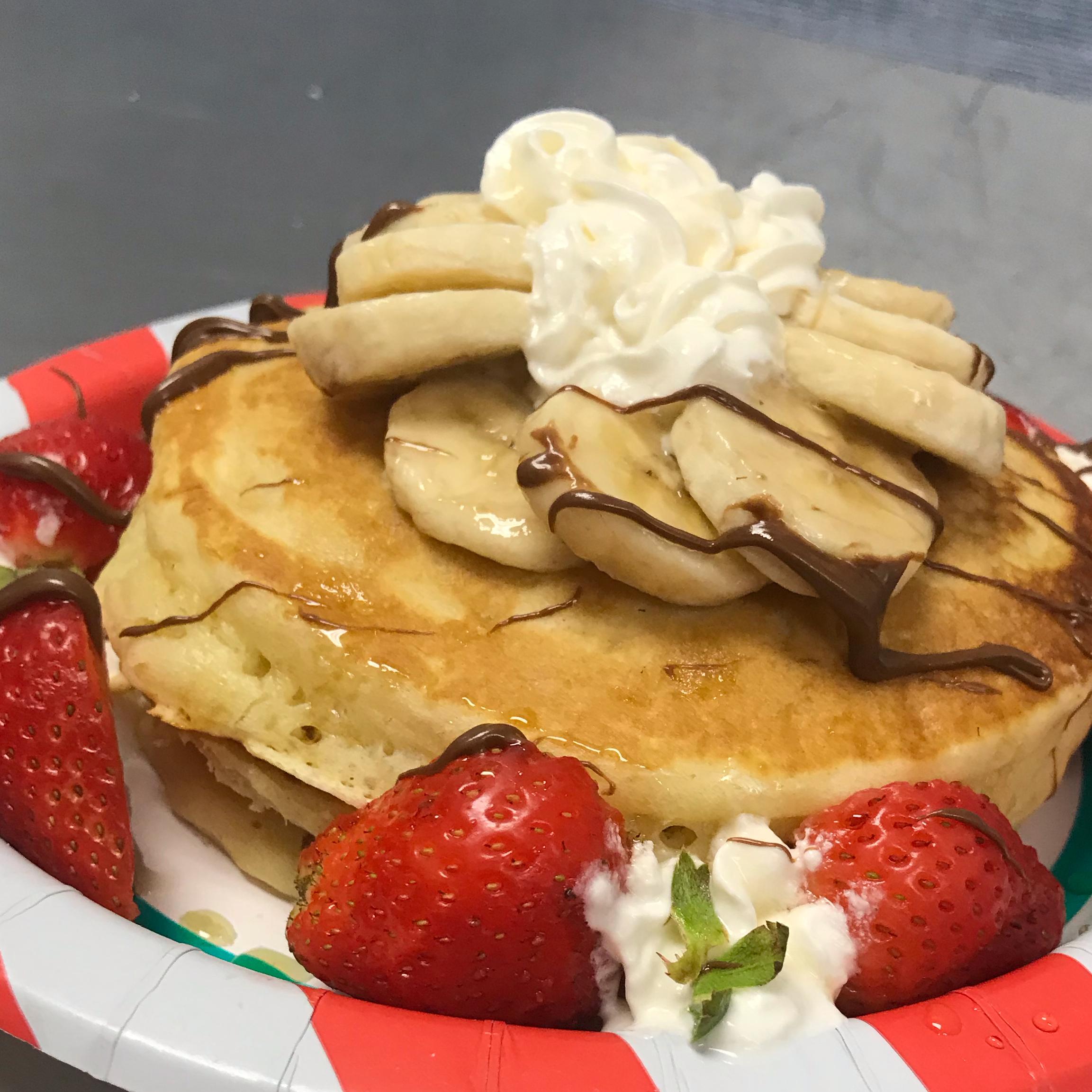 Fluffy Pancakes Julie Vega Carter