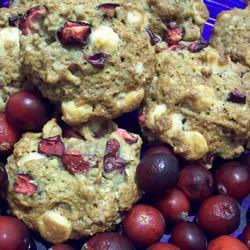 Cranberry Oatmeal Cookies CookinBug