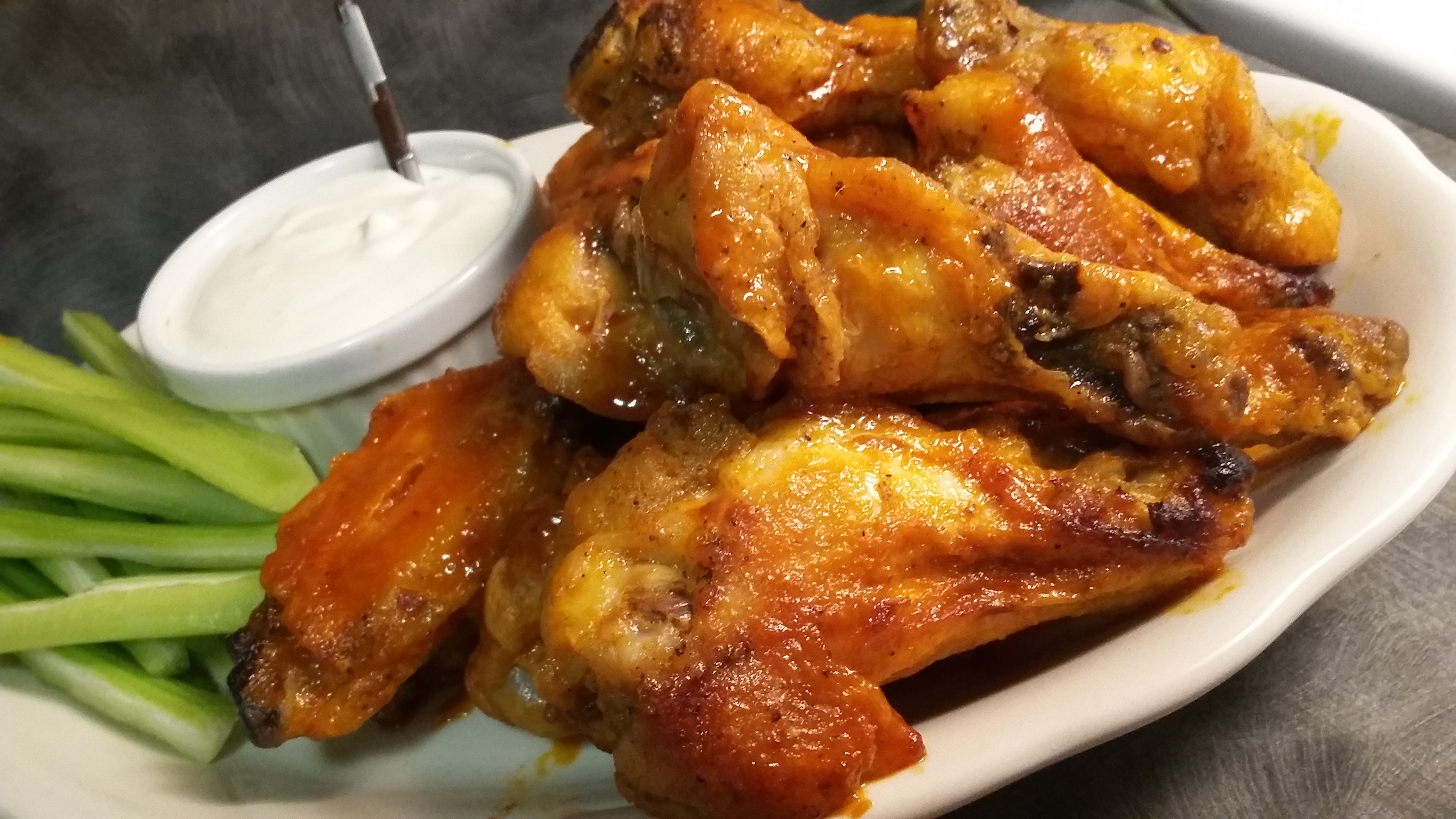 Scott's Coast-to-Coast Famous Chicken Wings sheribdb