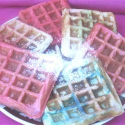 Holiday Waffles Michele