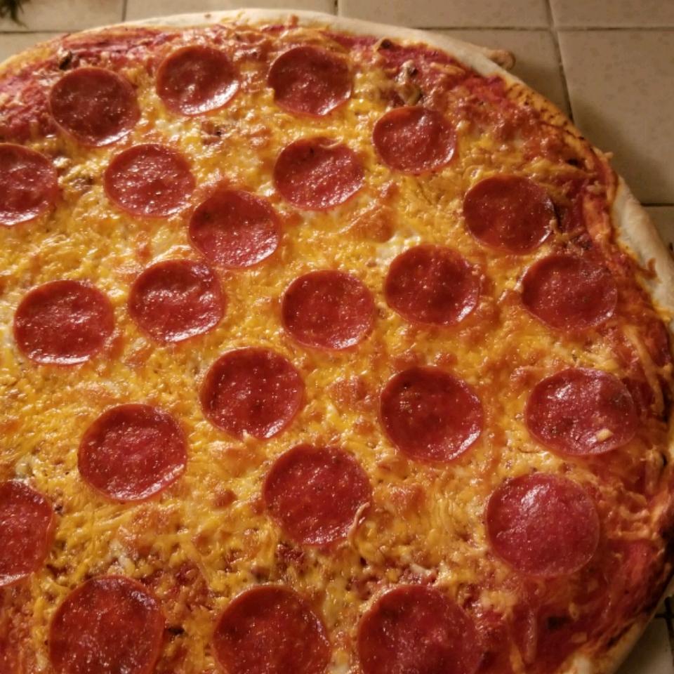 Master Pizza Dough EFrutos