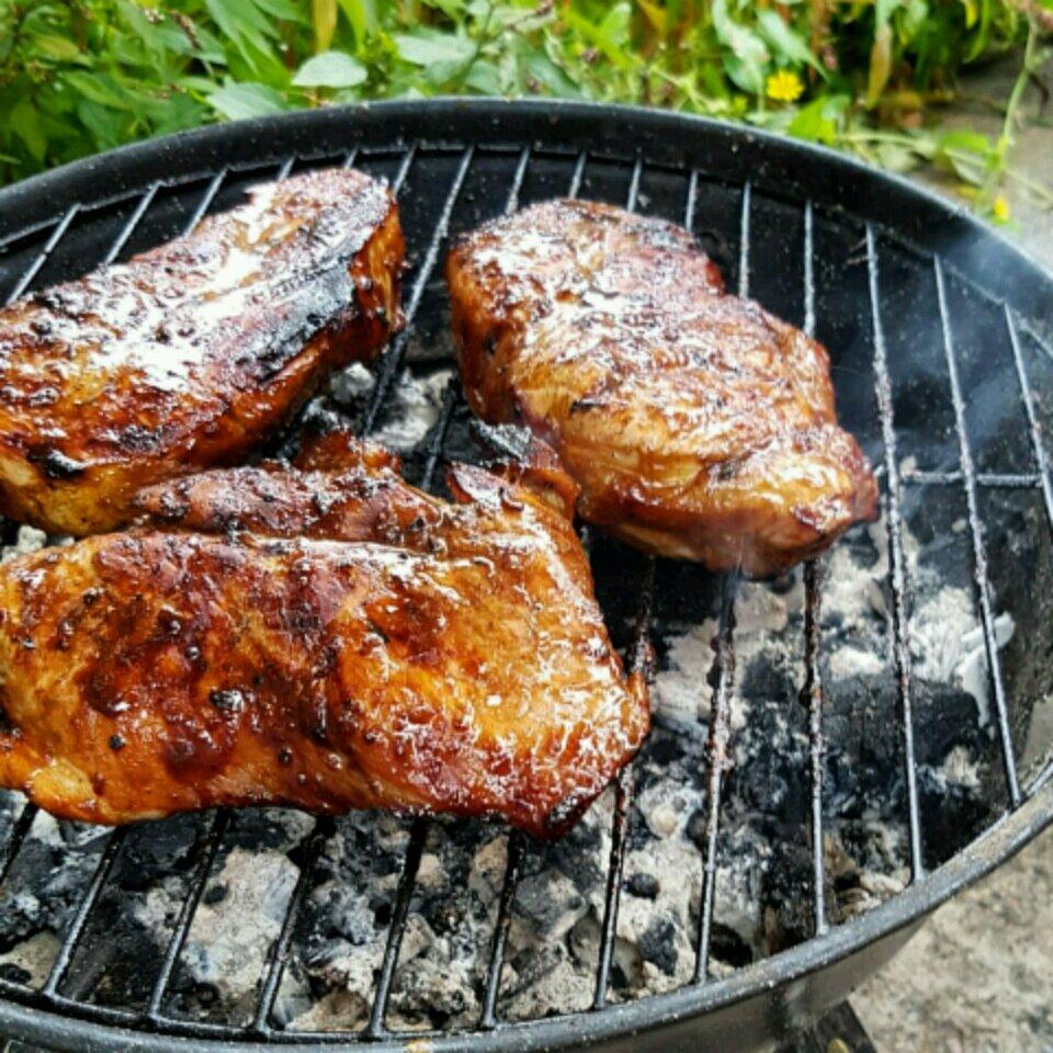 pork loin chop recipe grilled Grilled Pork Loin Chops