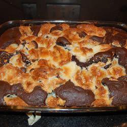 Chocolate Earthquake Cake I lovethissite
