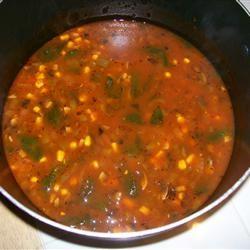 Chickpea Soup II Taste of Heaven