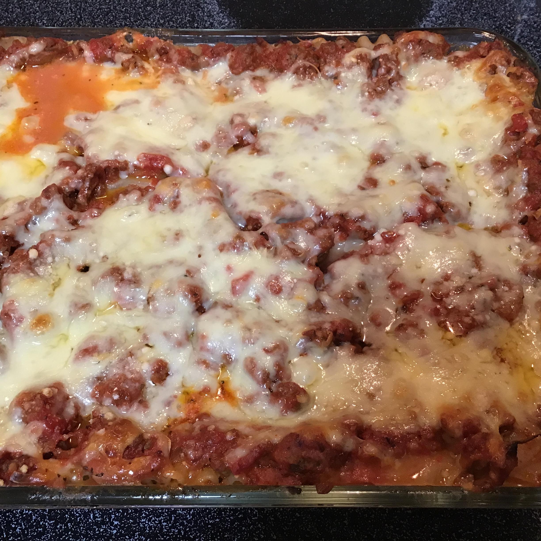 World's Best Lasagna Penny W