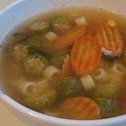 chicken gumbo soup recipe