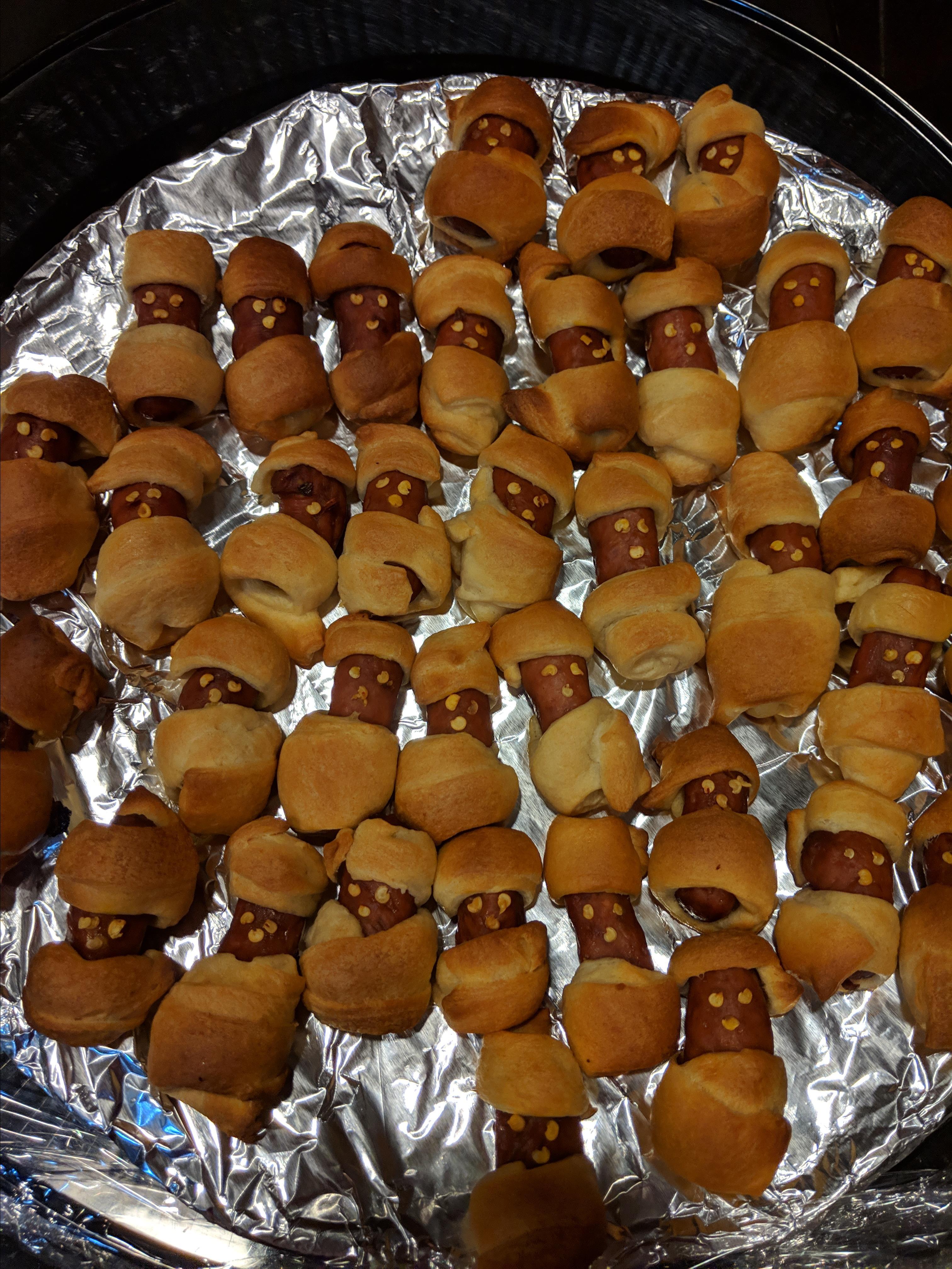 Lit'l Smokies® Mummy Dogs Kathleen Ann Coyle