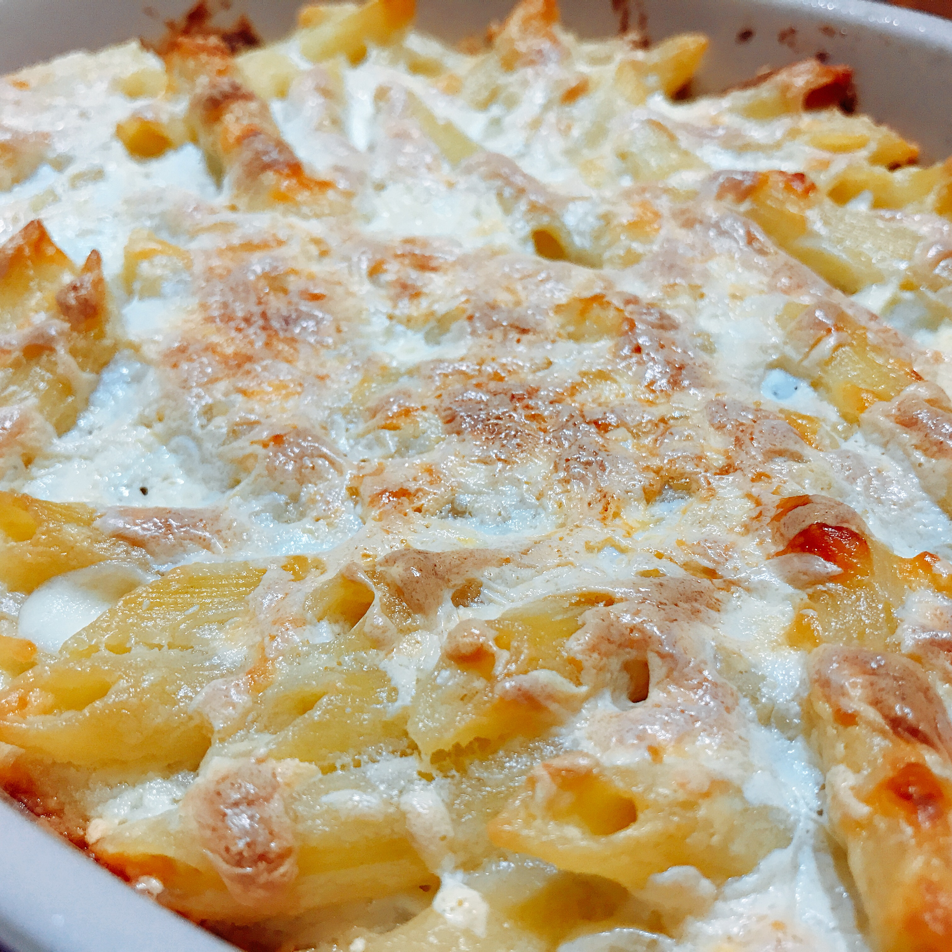 Decadent Baked Mac and Cheese