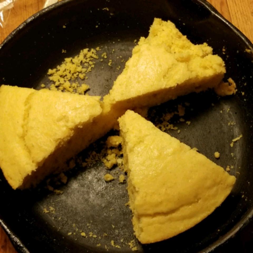 Basic Corn Muffins Sue