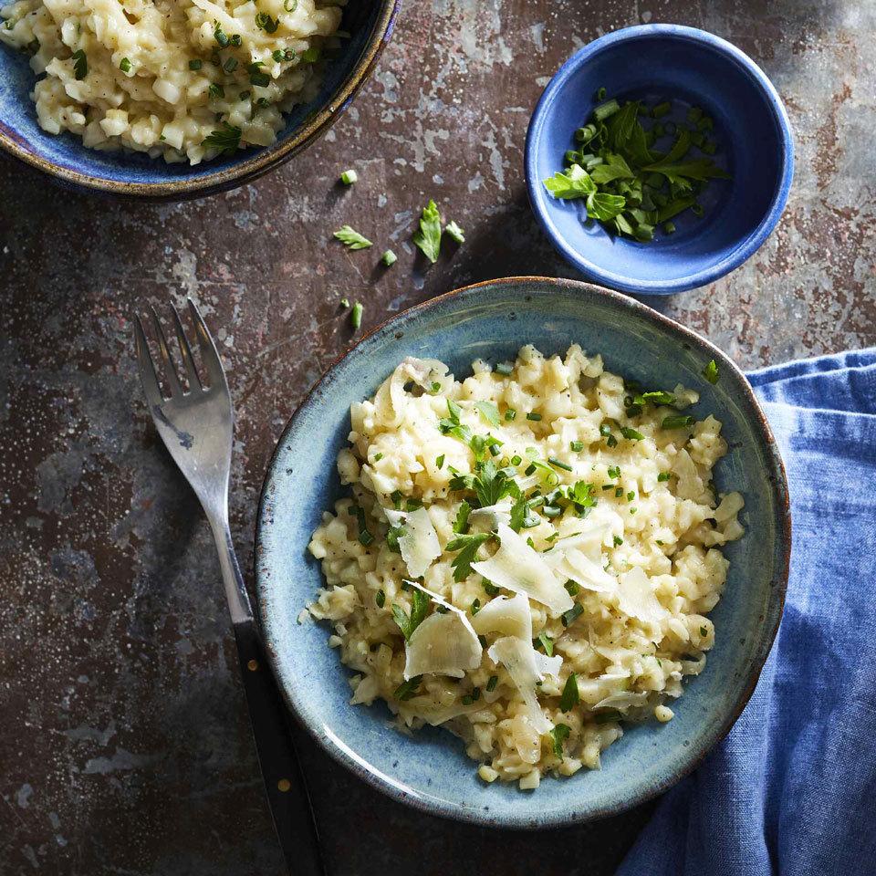 Cauliflower Risotto Carolyn Casner