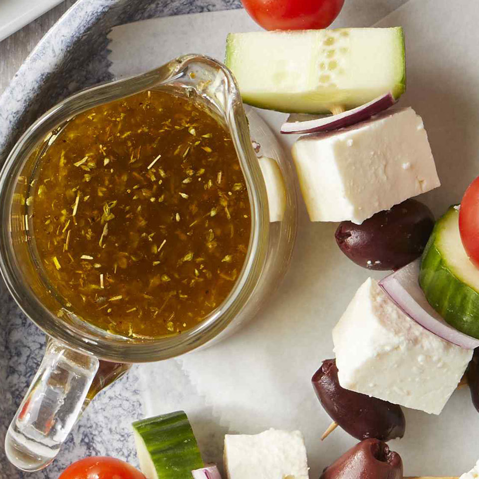 Greek Salad Dressing Carolyn Casner