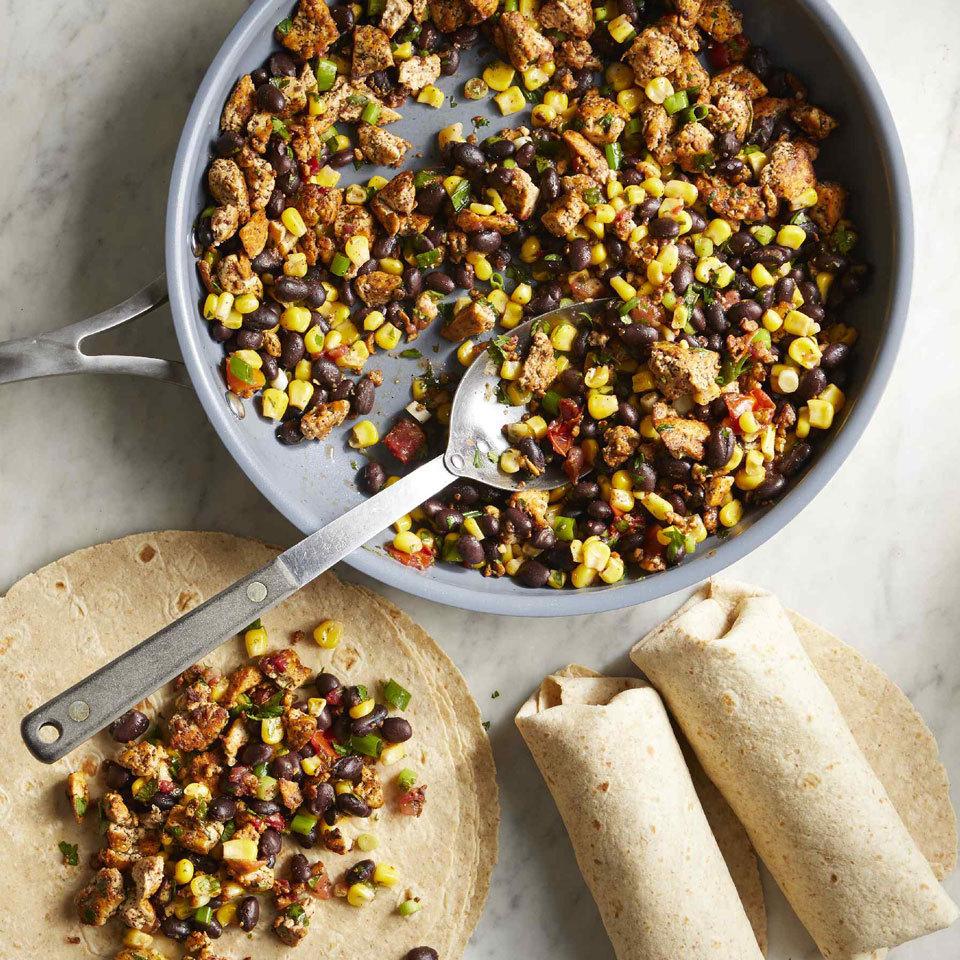 Vegan Freezer Breakfast Burritos Carolyn Casner