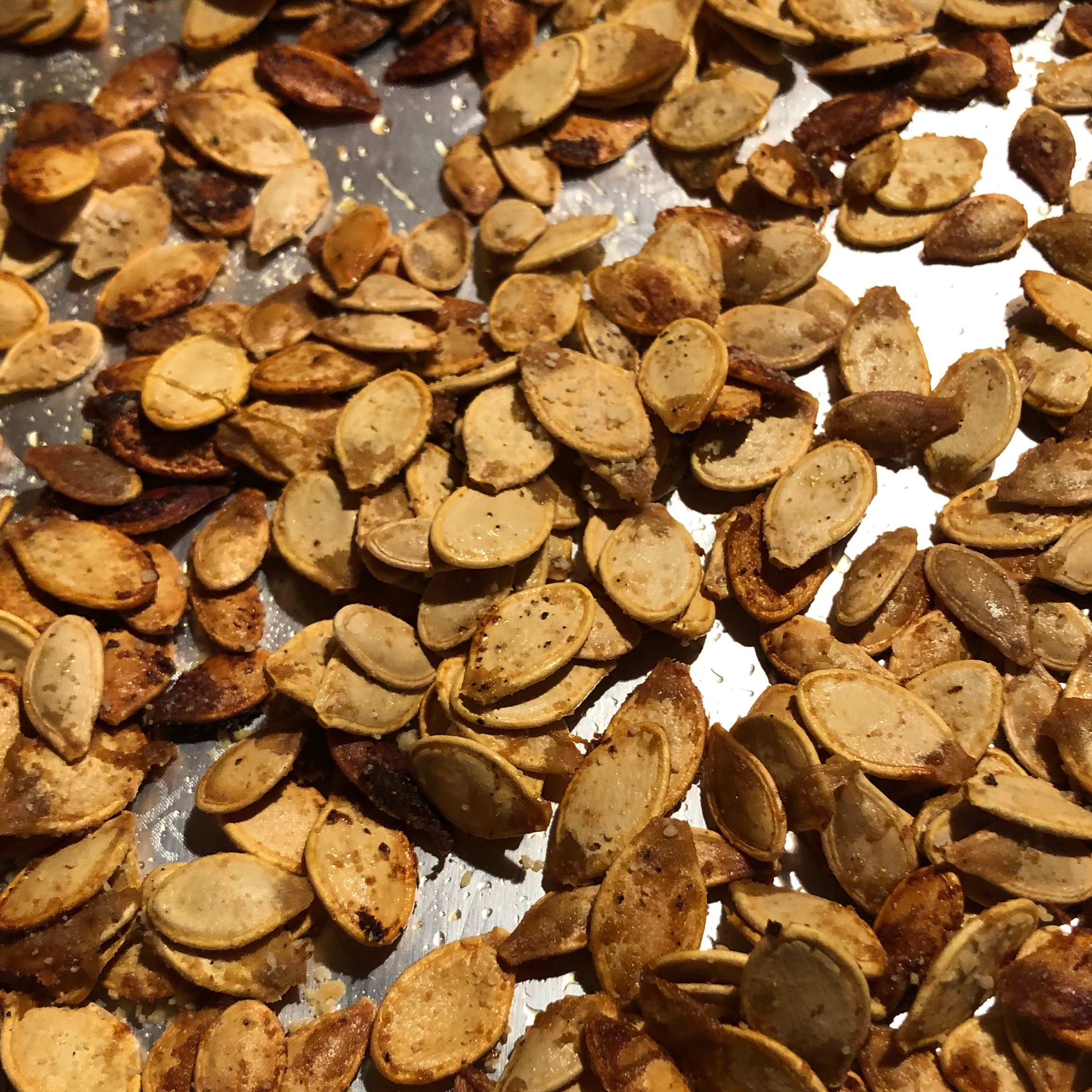 Super Tasty Pumpkin Seeds