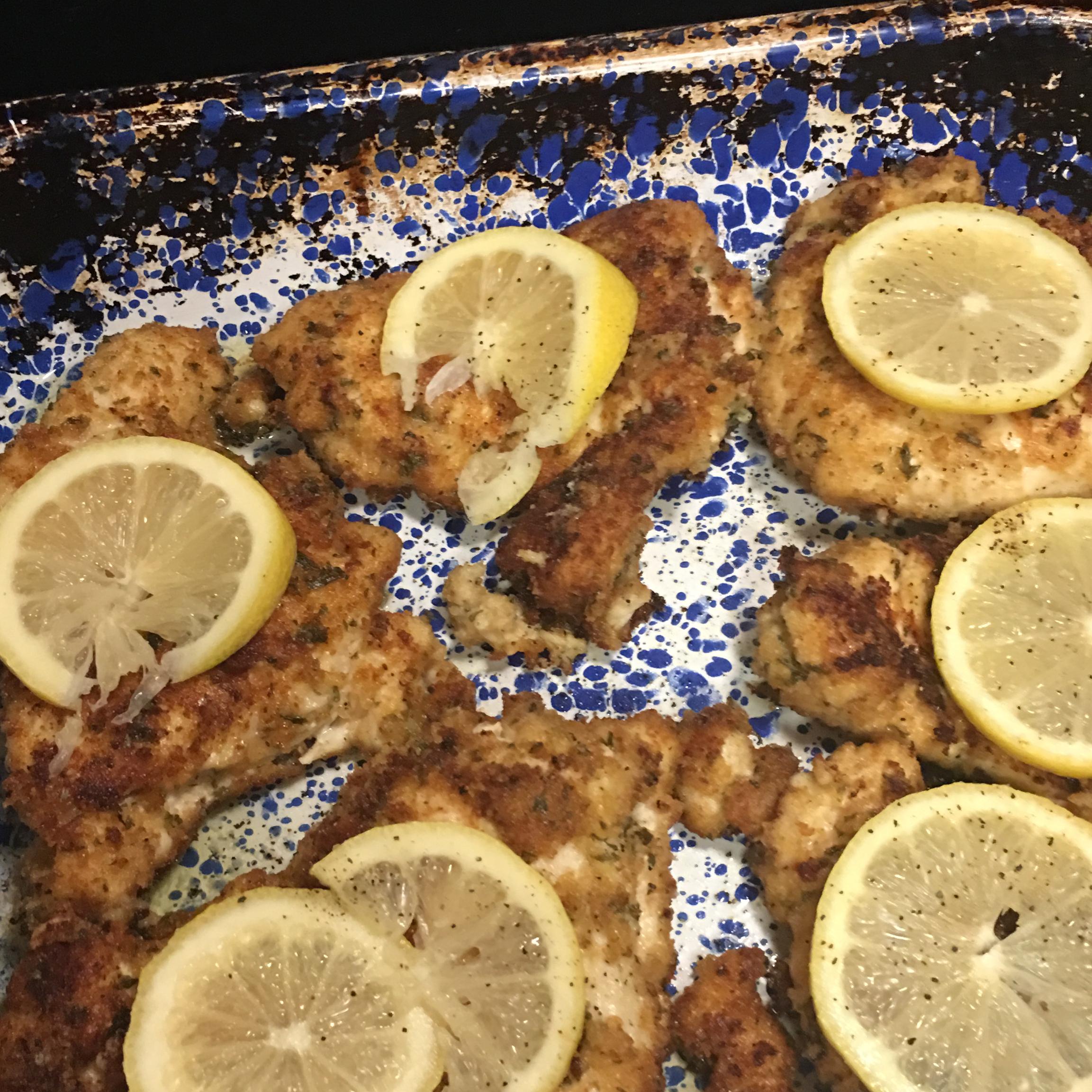 Chicken Francesa