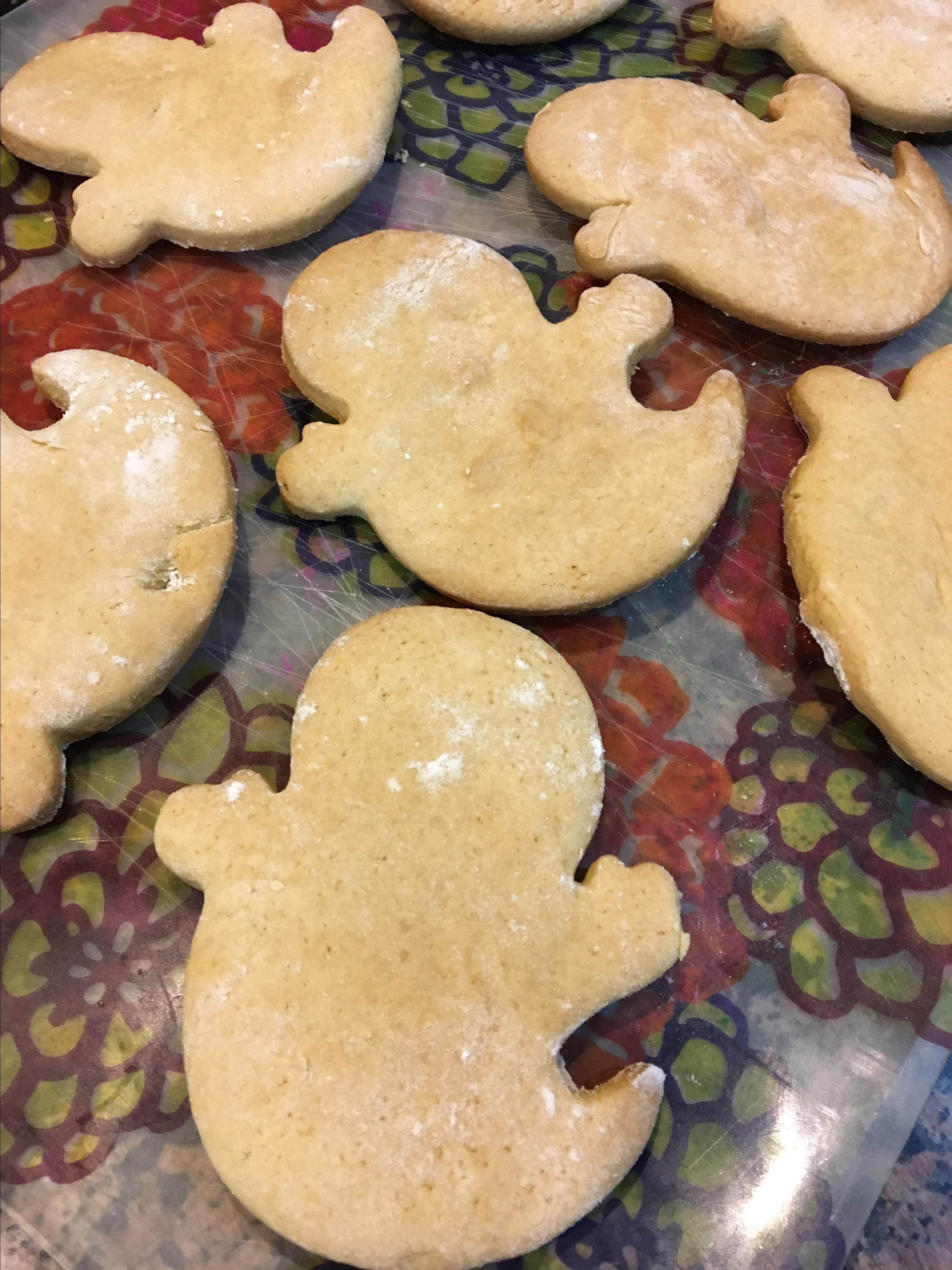 German Cut-Out Cookies Alena