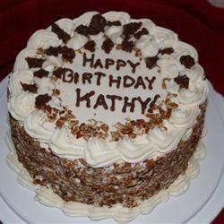 Italian Creme Layer Cake martese houle