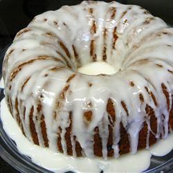 Fuzzy Navel Cake I Molly