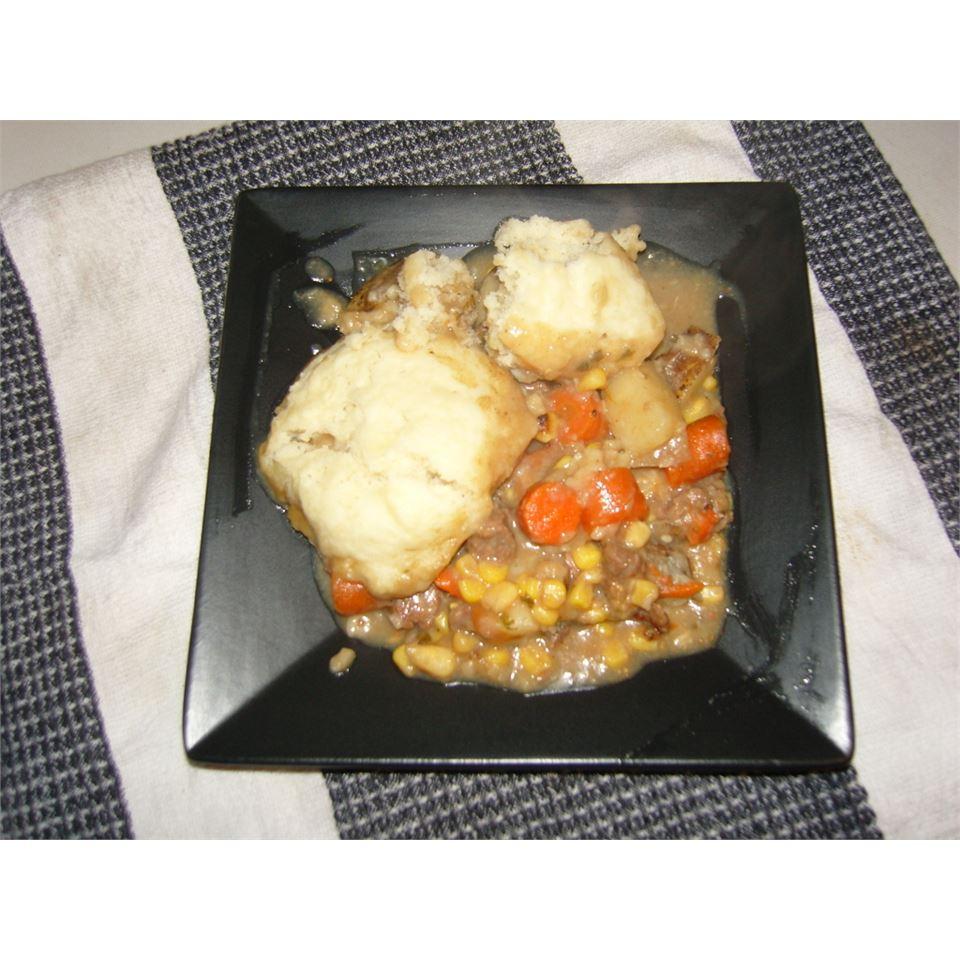Beef Stew with Dumplings Eric R