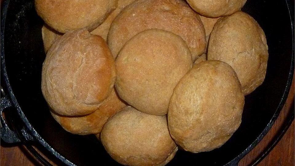 Yeast Hot Rolls