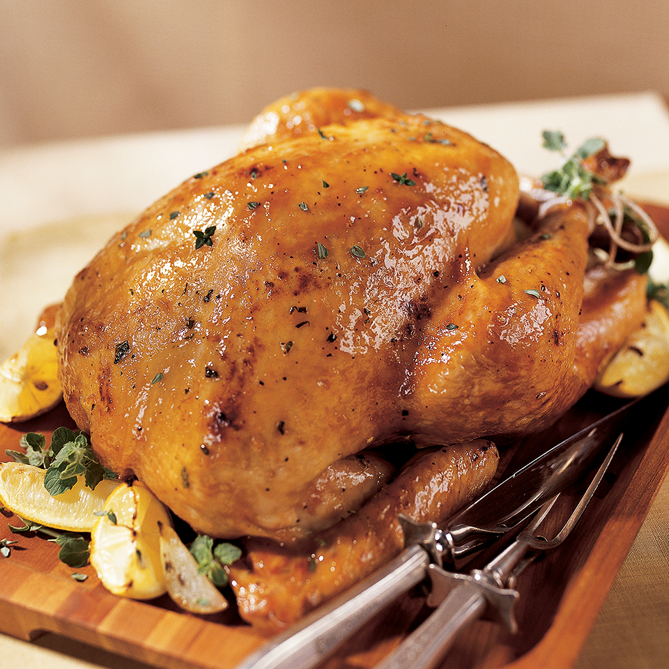 Maple-Glazed Turkey Diabetic Living Magazine