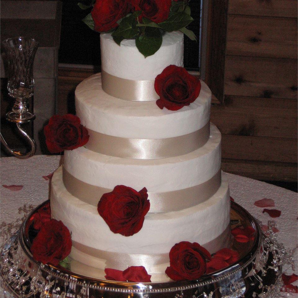 Wedding Cake Icing kjwitty