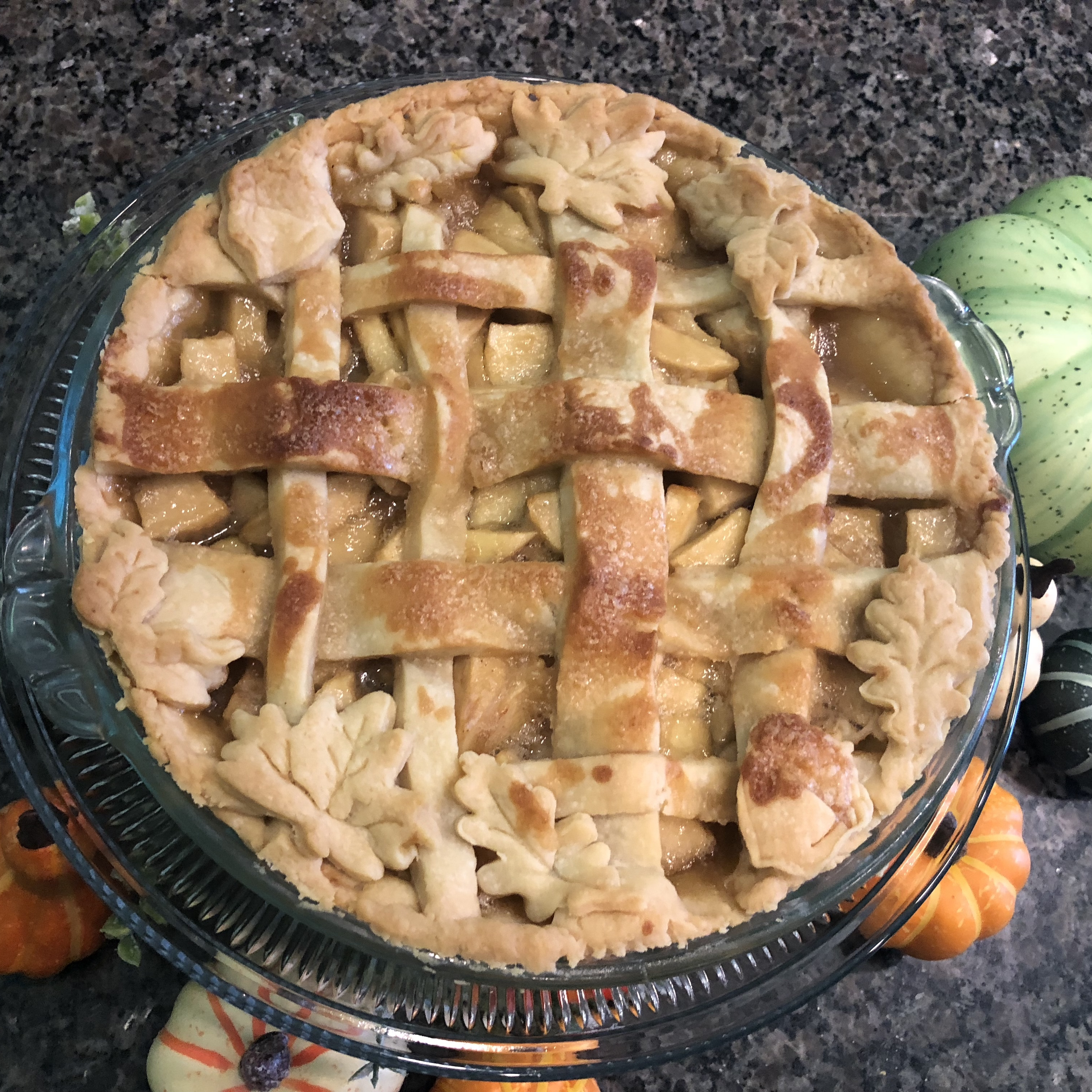 Apple Pie by Grandma Ople Natalie Moore