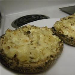 Artichoke Stuffed Mushrooms bobco85