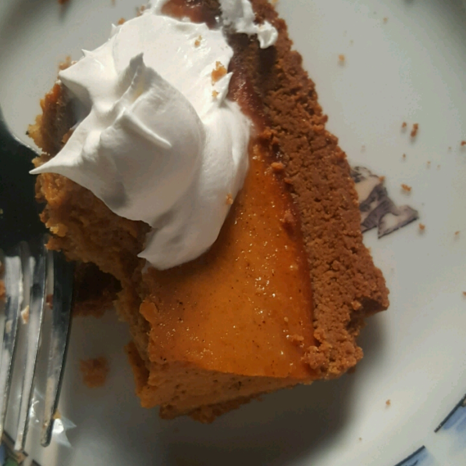 Perfect Pumpkin Pie Alisia