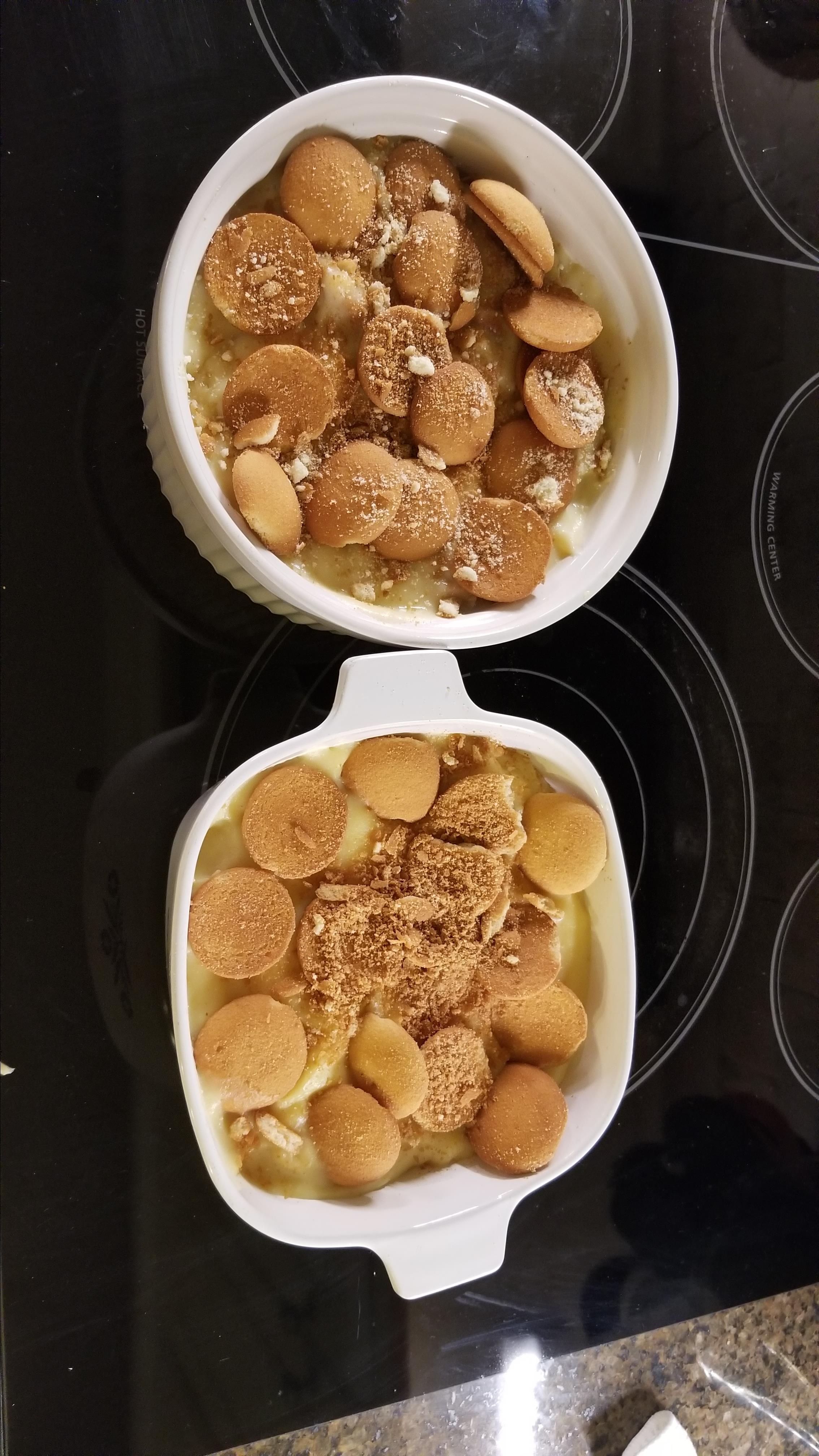 Banana Pudding I Amber Campbell