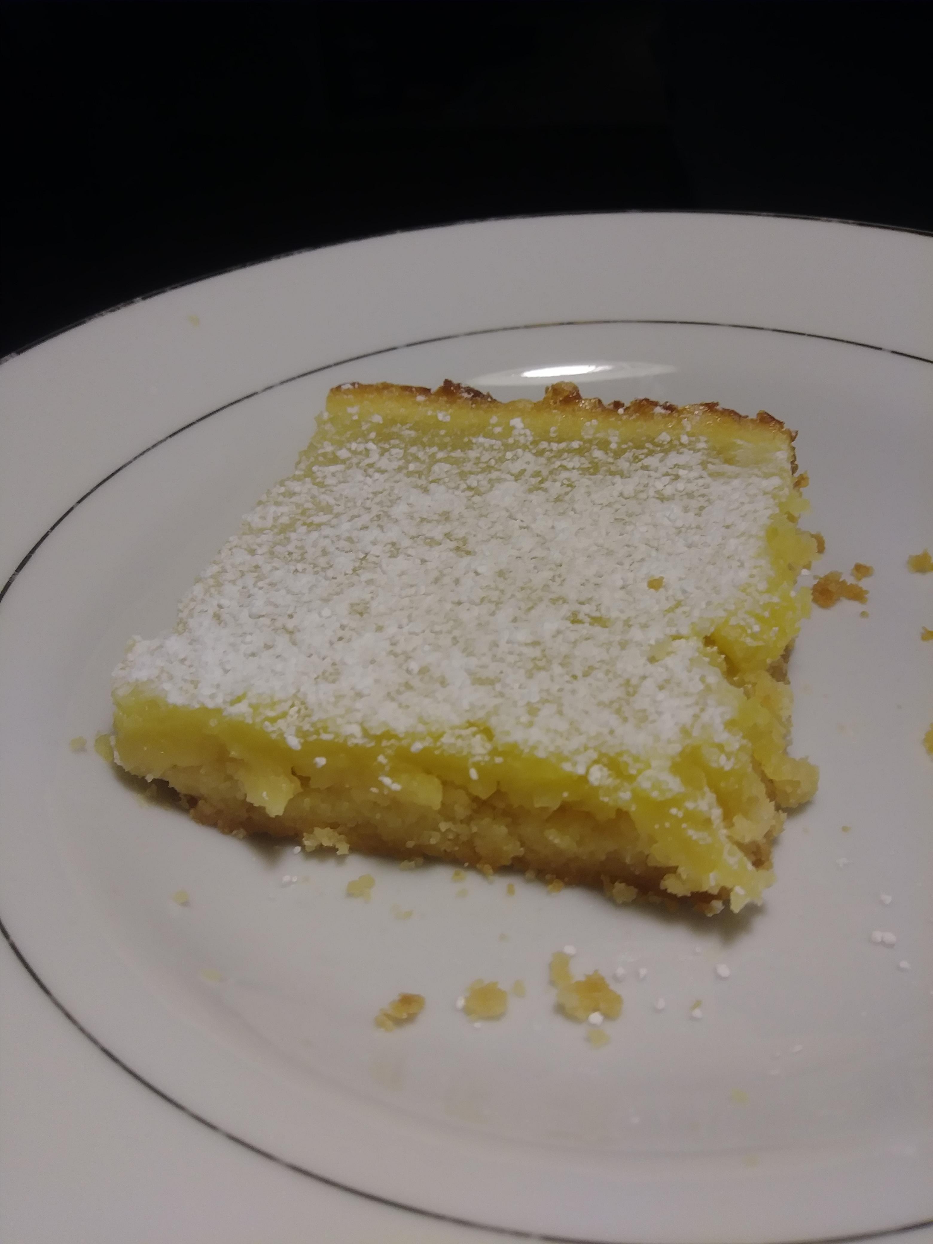 The Best Lemon Bars MommaLoves2Cook