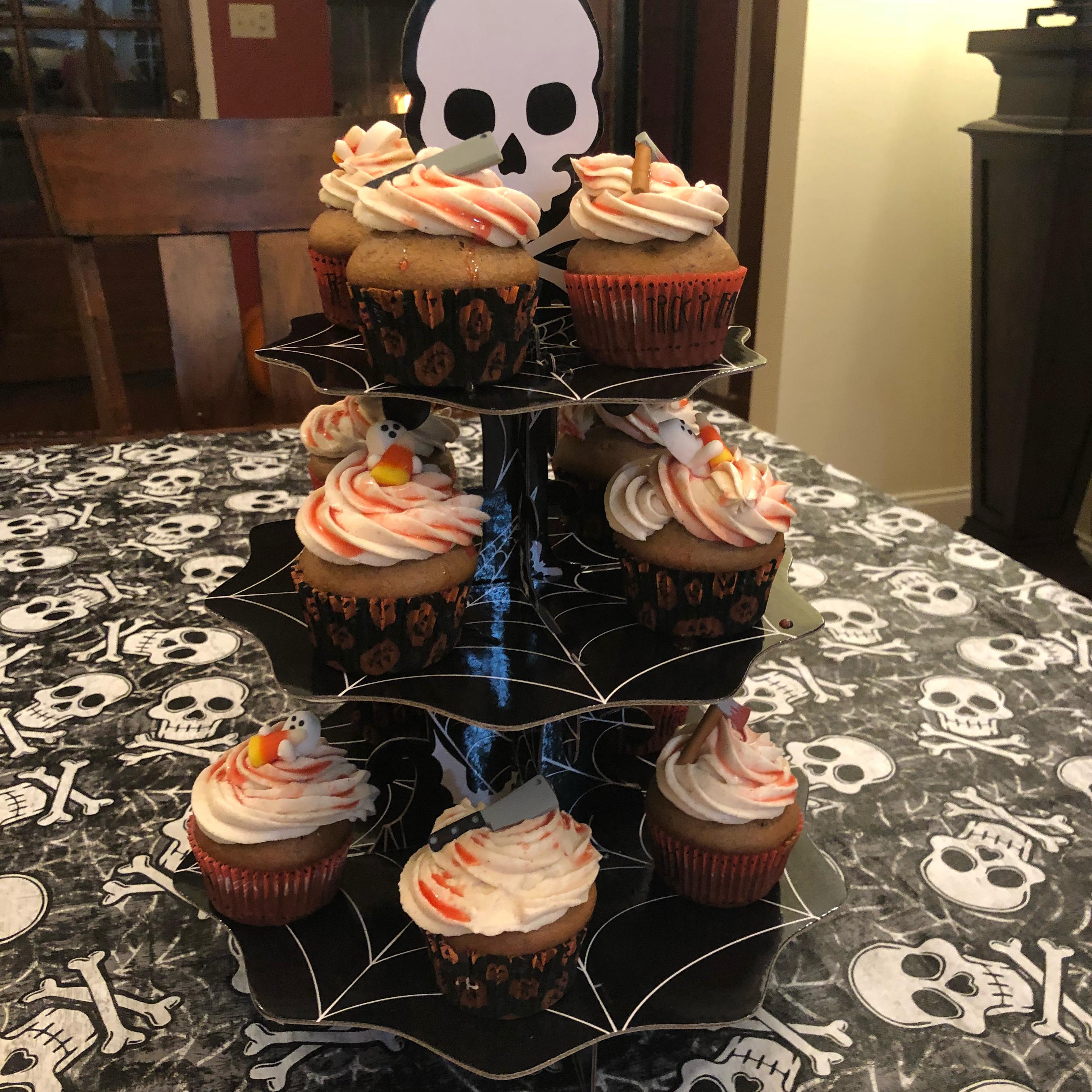 Chai Cupcakes Mia Nelson