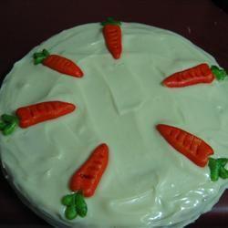 Citrus Carrot Cake Camila Arias Diaz