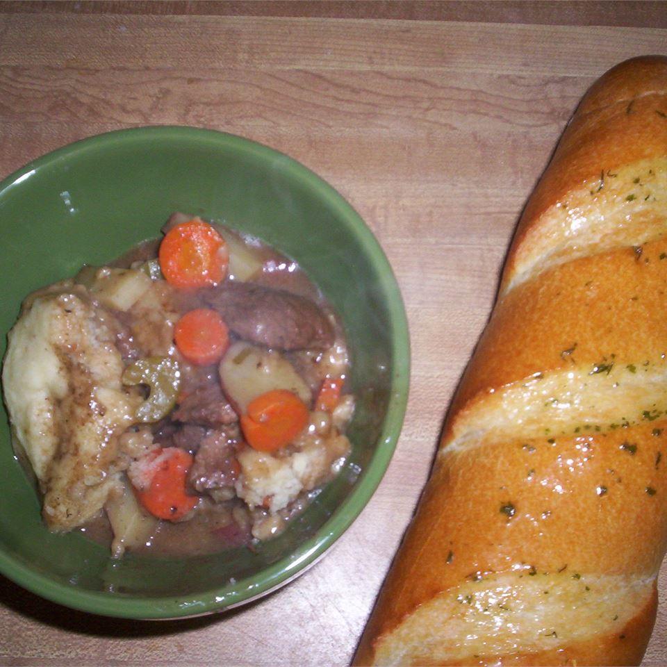 Beef Stew with Dumplings Amanda