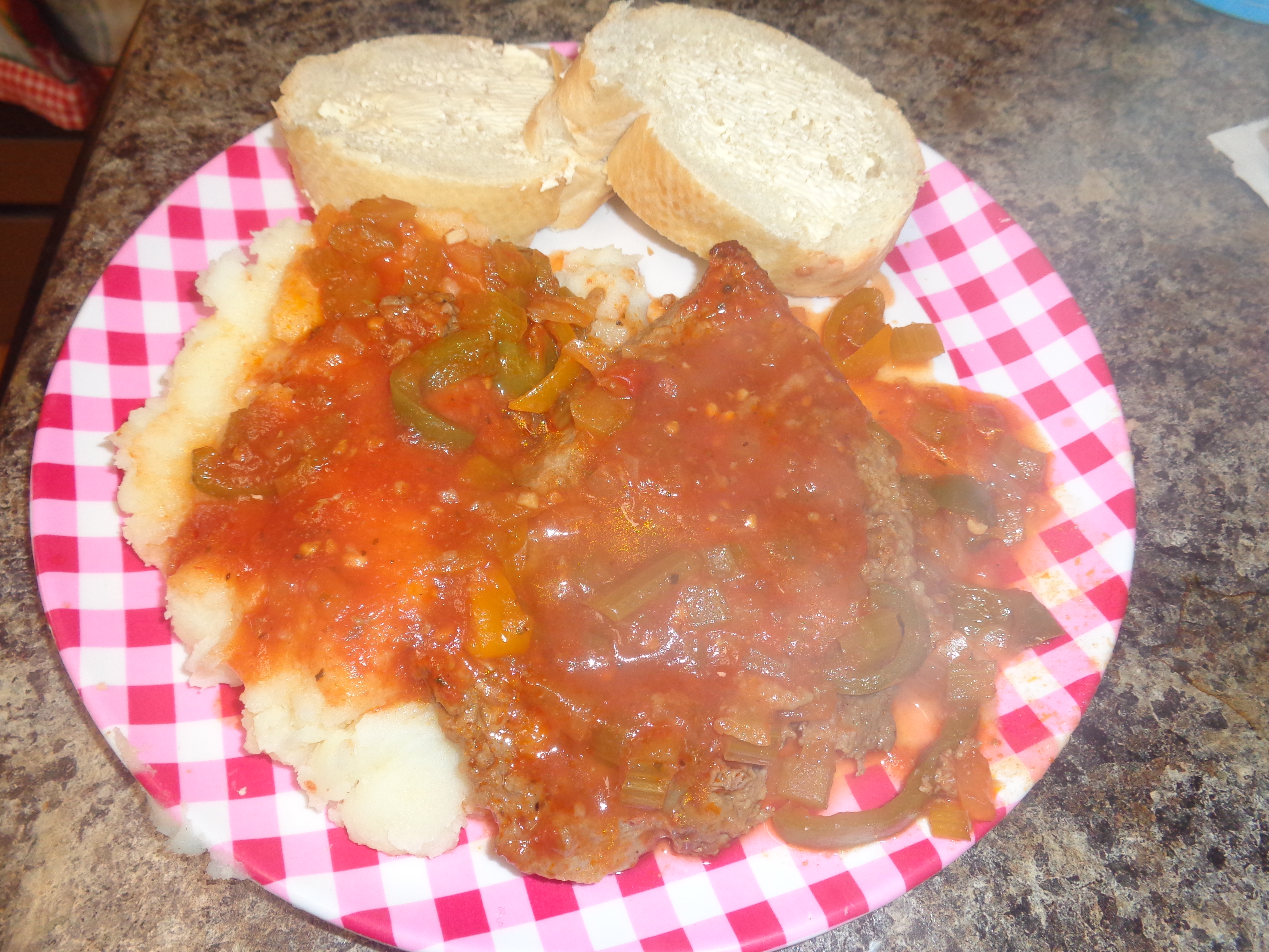 Easy and Quick Swiss Steak Patricia Grindberg