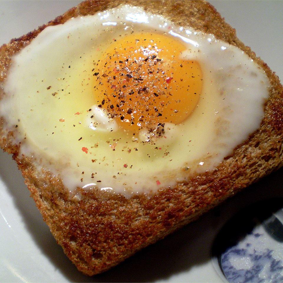 Egg in a Boat