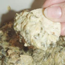 Artichoke & Spinach Dip Restaurant Style kimbernic