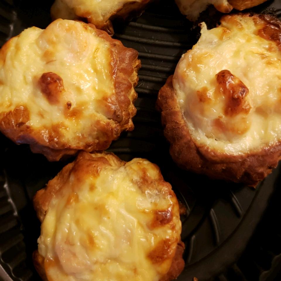 Shrimp Scampi Cheesecake Appetizer Teri J.