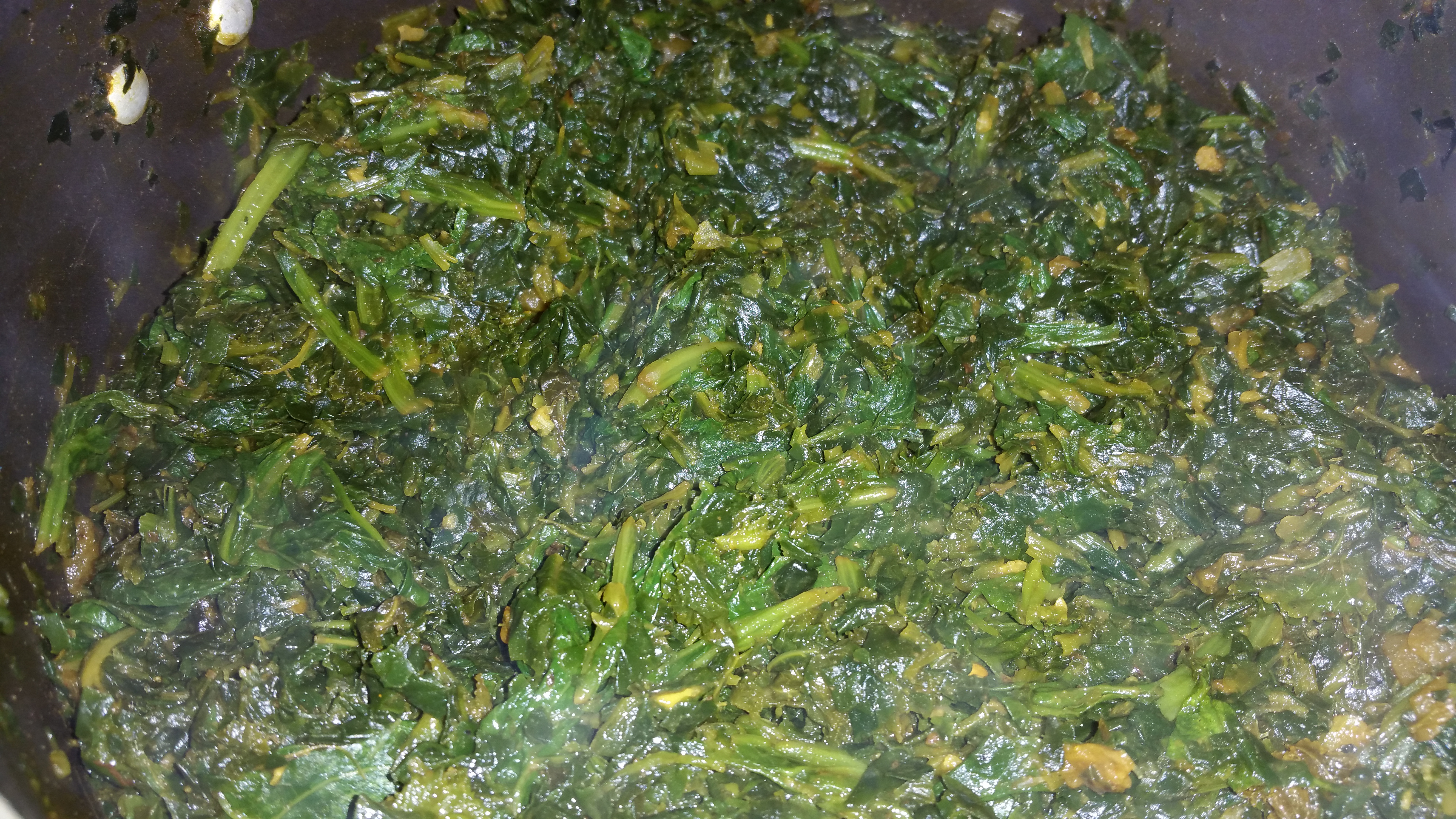 Indian Saag Onyxx Blanca