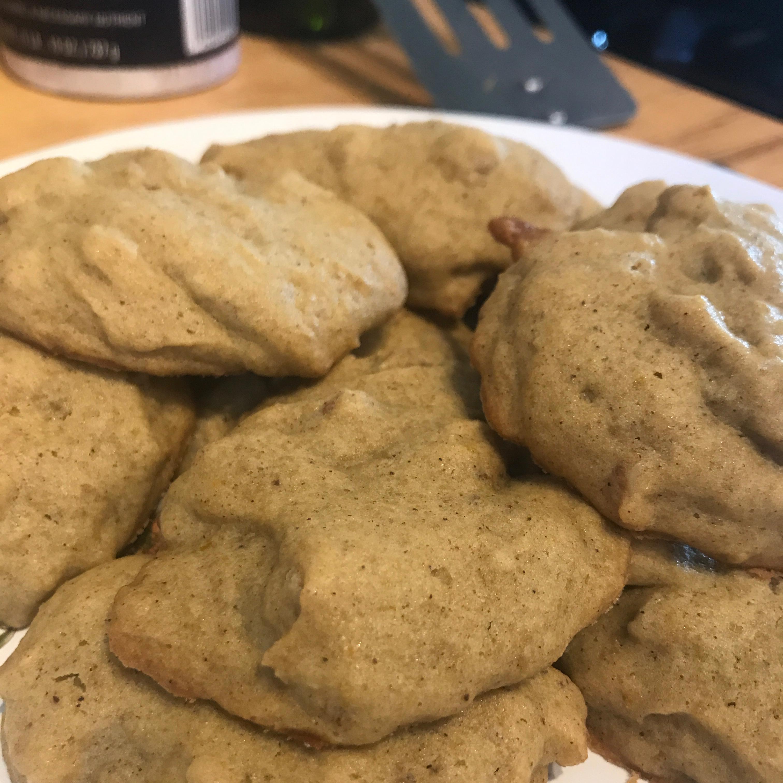 Persimmon Cookies I Lauren Hamlett